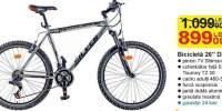 Bicicleta 26'' DHS