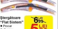 Stergatoare 'Flat Sistem'
