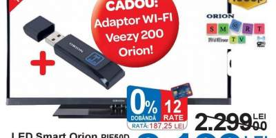 Led Smart Orion PIF50D