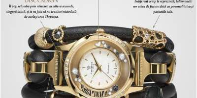 Christina Diamonds Jewelry and Watches - conceptul Collect cadouri personalizate
