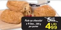 Pain au chocolat x 4 buc