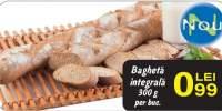 Bagheta integrala 300g