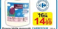 Prosop hartie monorola Carrefour