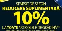 REducere de 10% la produsele JYSK