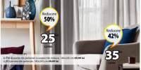 Reducere 35-70% la toate perdele si draperiile