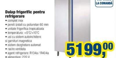 Dulap frigorific pentru refirgerare
