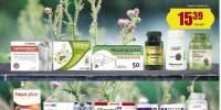 Pana la 30% pentru produsele de protectie hepatica