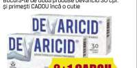 2+1 cadou la tratamentele pentru circulatie Devaricid