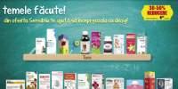 30-50% reducere la produsele pentru digestie usoara