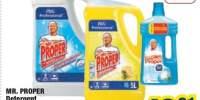 Mr. Proper detergent universal