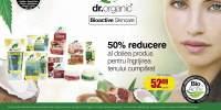 50% reducere la al doilea produs dr. Organic Bioactive Skincare pentru ingrijirea tenului