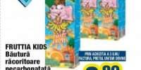 Fruttia Kids bautura racoritoare necarbonatata