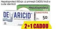 Devaricicd/Hepatoprotect - Circulatie/Protectie hepatica
