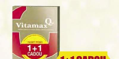Vitamax vitamine si minerale
