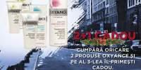 2+1 cadou la toate produsele Oxyance