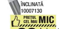 Aplica exterior Inox Torch inclinata