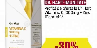 Dr. Hart - imunitate