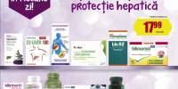 25% reducere la produsele pentru protectie hepatica