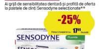 Pasta de dinti Sensodyne