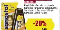 Sanostol - vitamine si minerale