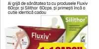 Fluxiv/Silihtor - picioare grele/hepatoprotectie