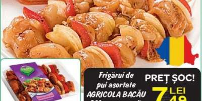 Frigarui de pui asortate Agricola Bacau