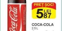 Coca-Cola 2.5 L