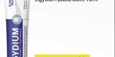 Pasta de dinti cu efect de albire Elgydium