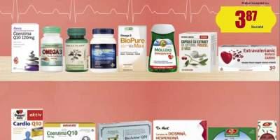 30% reducere la medicamente pentru afectiuni cardiace