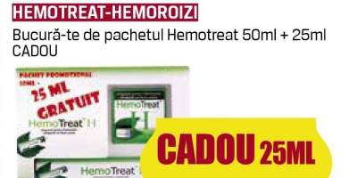Hemotreat pentru hemoroizi