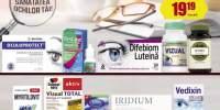 20% reducere la produsele pentru afectiuni oculase