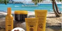 Cadou un rucsac pentru orice produs de protectie solara L'Erbolario cumparat