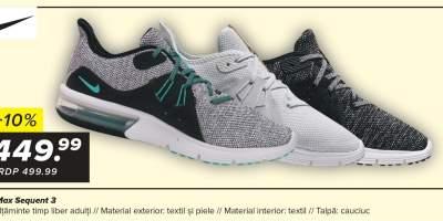 Incaltaminte timp liber barbati Nike AirMax Sequent 3