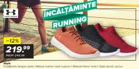 Incaltaminte alergare adulti Under Armour Rapid