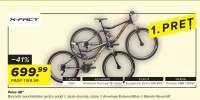 Bicicleta Mountainbike pentru adulti X-Fact Pulse 26''