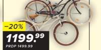 Bicicleta Citybike pentru adulti Scrocco Promenade 26 inci