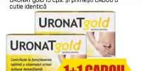 Uronat Gold pentru afectiuni urinare