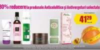 30% reducere la produsele anticelulitice si antivergeturi