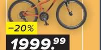 """Bicicleta mountainbike pentru copii KTM Peak JR 24"""""""