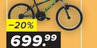 """Bicicleta mountainbike pentru copii X-Fact Rookie 20"""""""