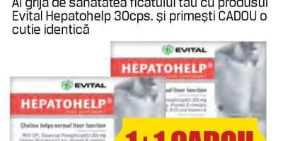 Protectie hepatica Evital