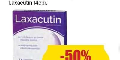 Laxacutin produse laxative