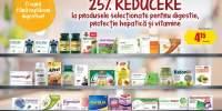 25% reducere la produsele selectionate pentru digestie, protectie hepatica si vitamine