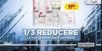1/3 reducere la produsele Oxyance
