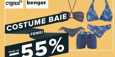 Costume baie femei Cygnus - Benger