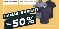 Camasi barbati Authentic Style / Jack & Jones
