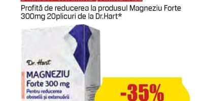 Dr. Hart vitamine si minerale