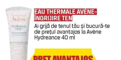 Avene Eau Thermale Avene Hydreance