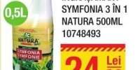 Ingrasamant Symfonia 3 in 1 Natura 500 ml