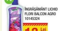 Ingrasamant lichid Flori balcon Agro